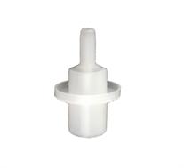 Bocal para Bafômetro com Retentor de Saliva Mod. CB-40 (Pacote com 50 unidades embalados individualmente)