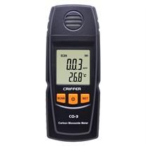 Locação de 1 unidade do equipamento Medidor de Monóxido de carbono (CO) e Temperatura CO-3 ou similar