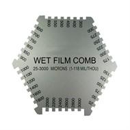 Medidor de Camada de Tintas Tipo Pente ITCT-8000