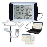 Estação Meteorológica Completa com Display Touch-Screen ITWH-1080