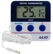 Termômetro com Alarme para Freezer / Geladeira Mod. AK-22