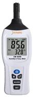 Termo-Higrômetro Portátil com Indicação de Ponto de Orvalho Mod. AK-630 + Certificado de calibração