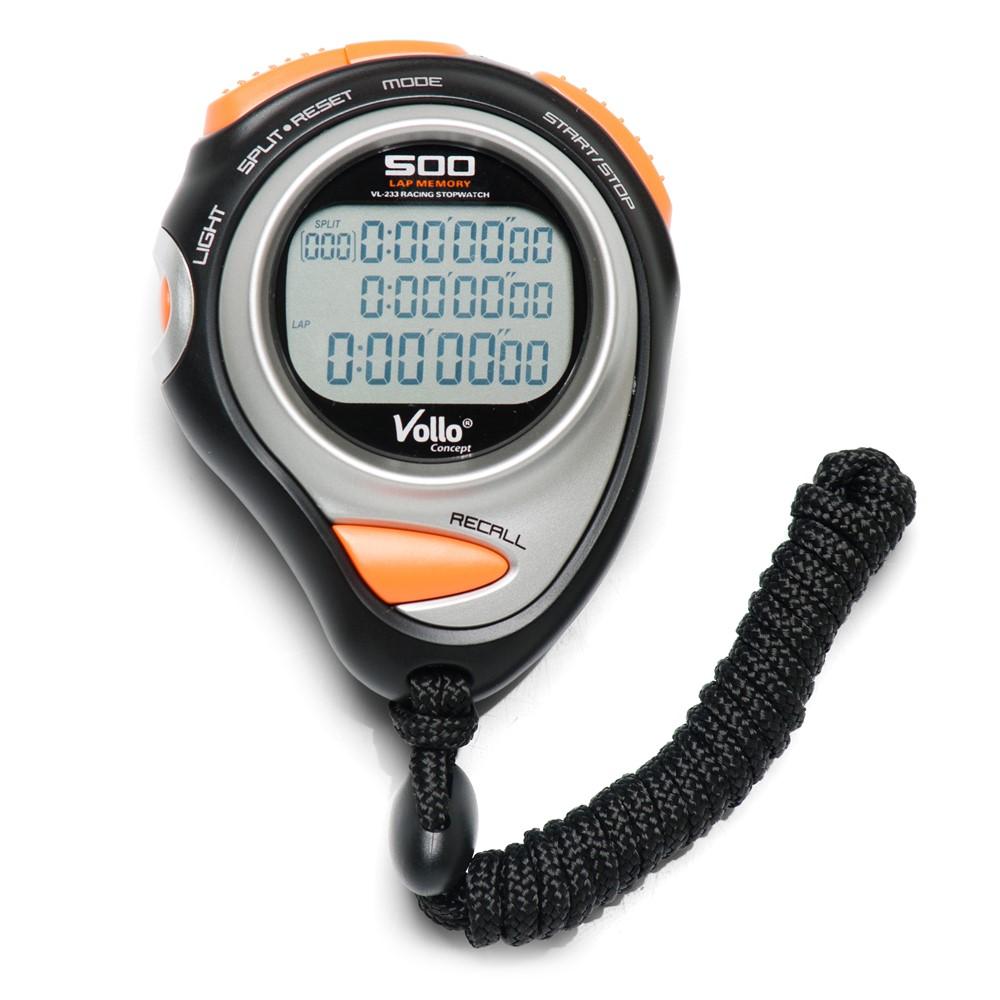 aa3e82a5bbc Cronômetro Digital com 500 Memórias Mod. VL-237 - Comprar - Preço ...