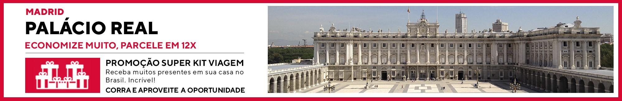Tour Palácio Real