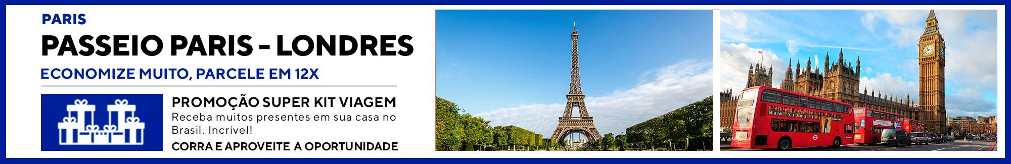 Passeio De 1 Dia Paris Para Londres Ida E Volta
