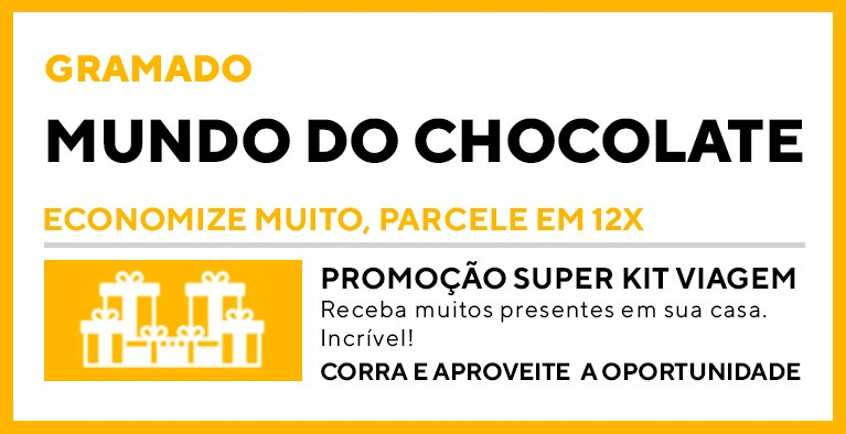 mundo do chocolate