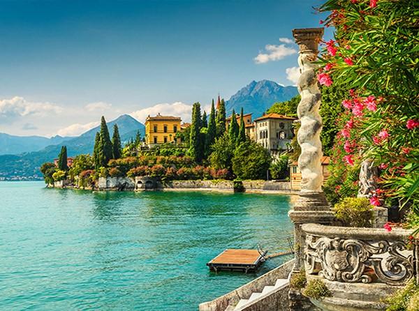 Tour Lago de Como