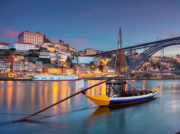 Tour de Barco em Porto