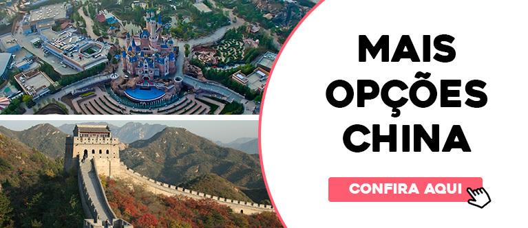 Outras atrações na China
