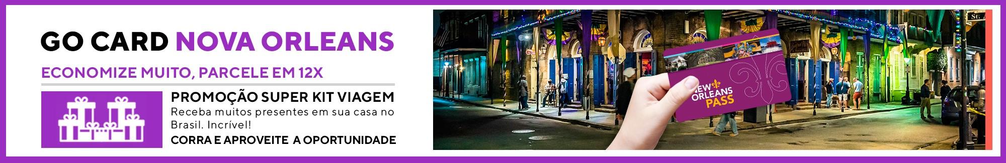 Go Card Nova Orleans