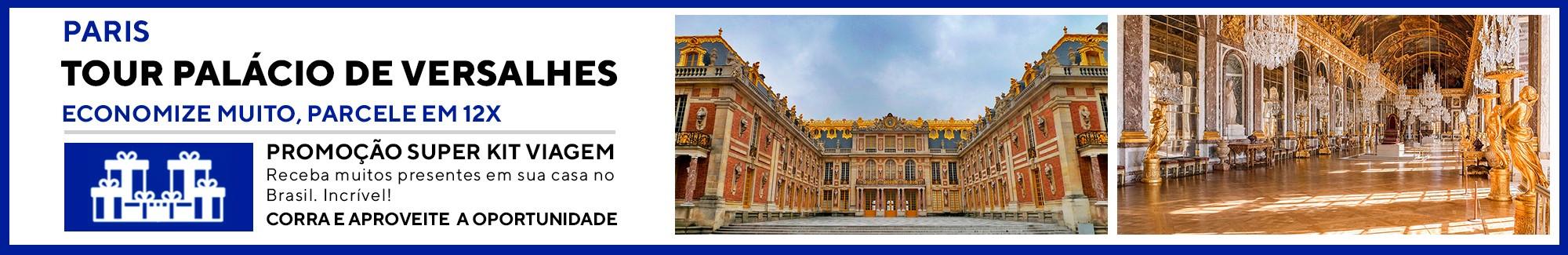 Tour Palácio De Versalhes Paris