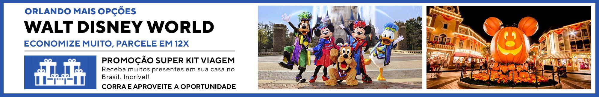 Disney + opções