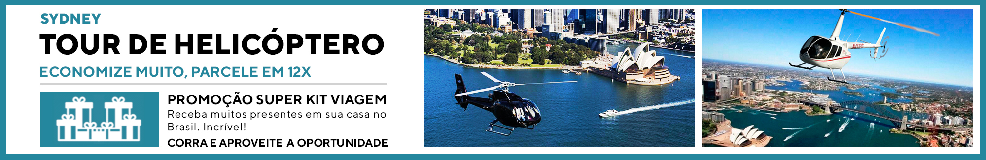 sydney helicoptero