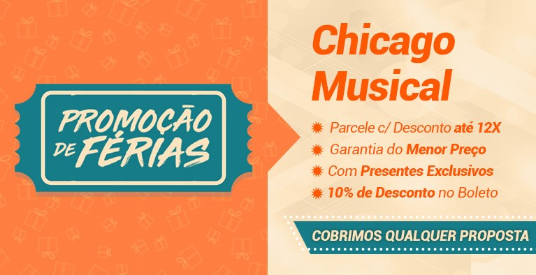 Chicago Musical Férias