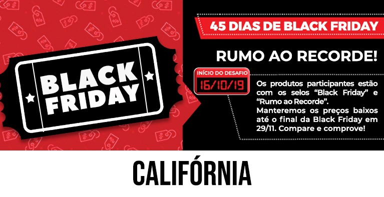 CALIFORNIA BLACK FRIDAY