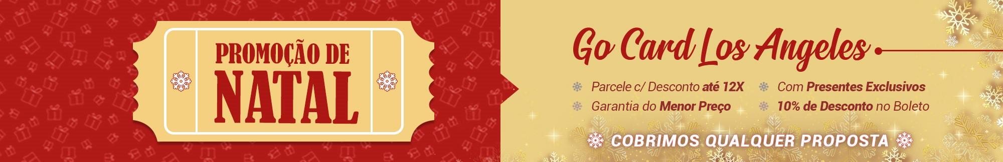 Natal Go Card Los Angeles