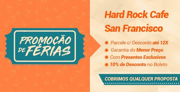 Férias Hard Rock San Francisco