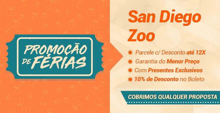Férias San Diego Zoo