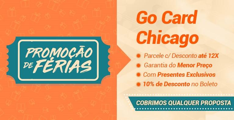 Go Card Chicago Férias