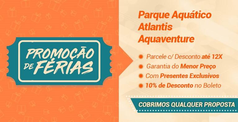 Atlantis Aquaventure Férias