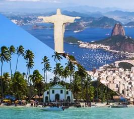 Pacotes no Brasil