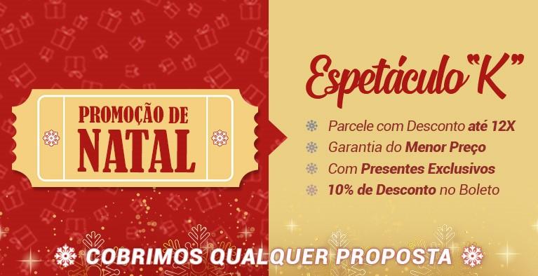 Espetaculo KÀ Natal