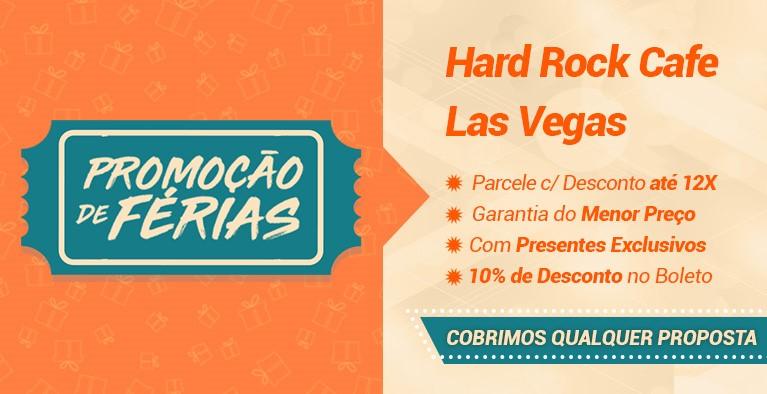 Hard Rock Cafe Las Vegas Férias
