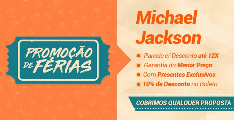 Michael Jackson One Férias