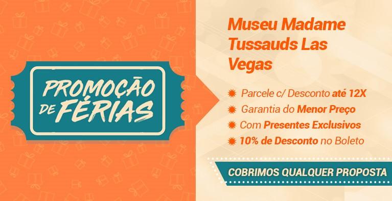 Madame Tussauds Las Vegas Férias