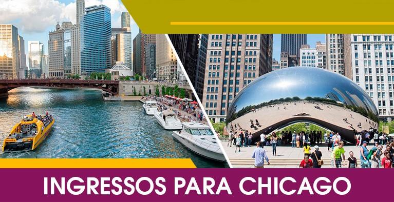 Ingressos Chicago