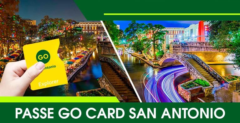 go card San Antonio