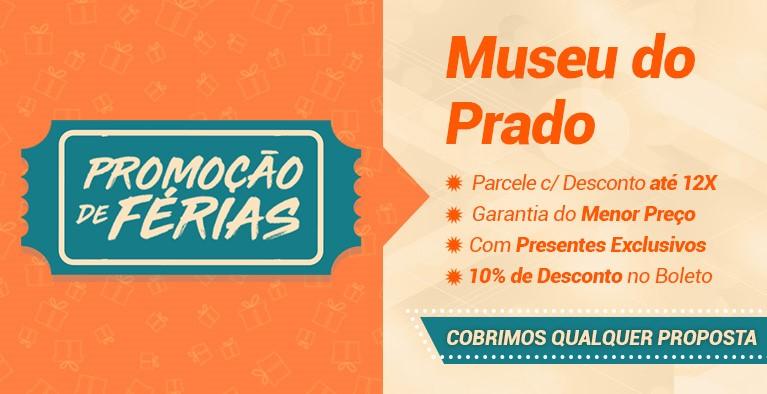 Férias Museu do Prado