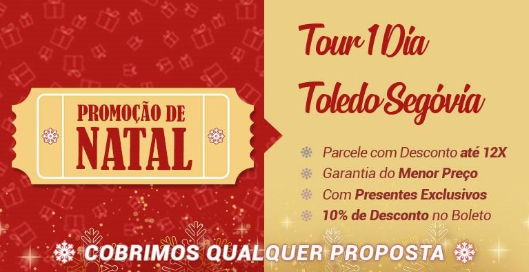 Natal Tour Toledo 1 dia