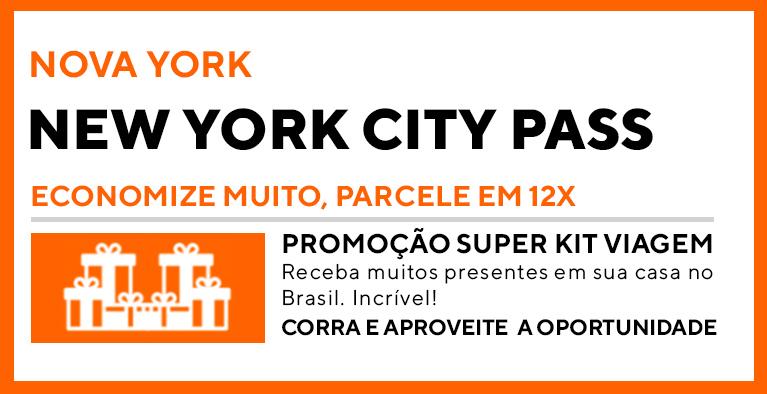 Nova York city pass