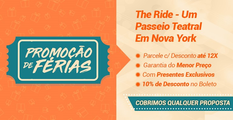 The Ride Férias