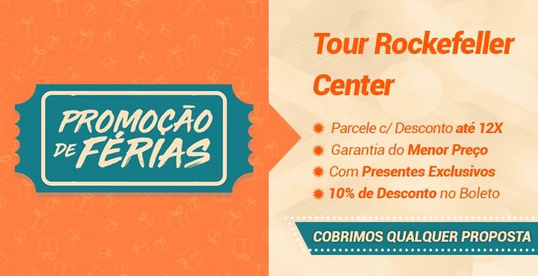 Tour Rockefeller Center Férias