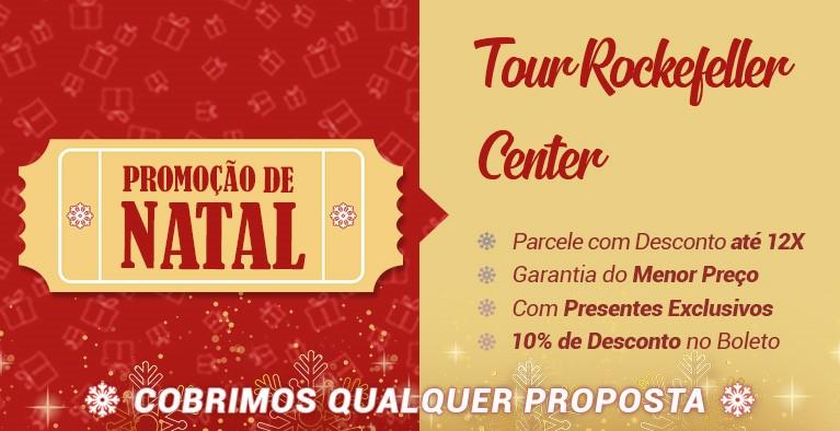Tour Rockefeller Center Natal