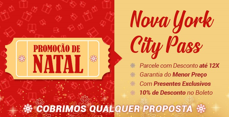 Natal Nova York City Pass