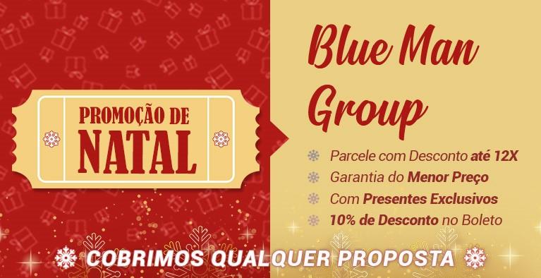 Blue Man Group Natal