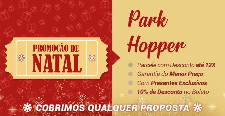 Disney Park Hopper Natal