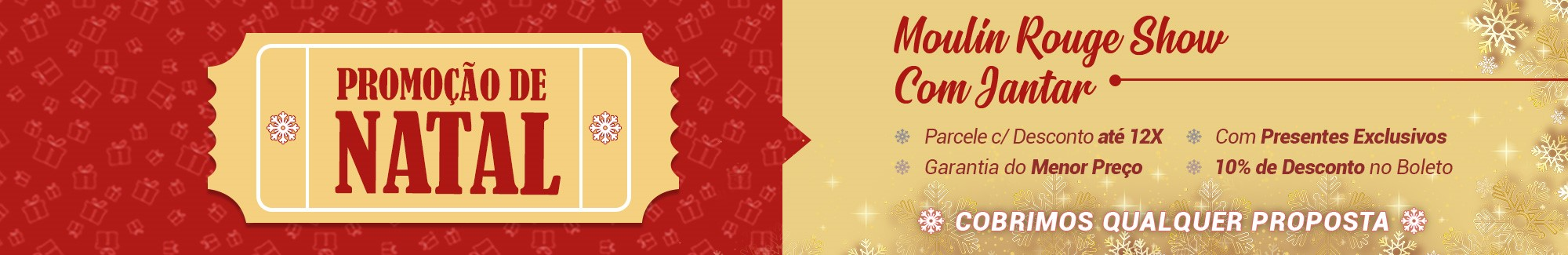 Moulin Rouge Show Natal