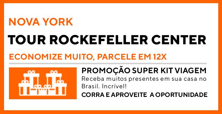 Tour Rockefeller Center