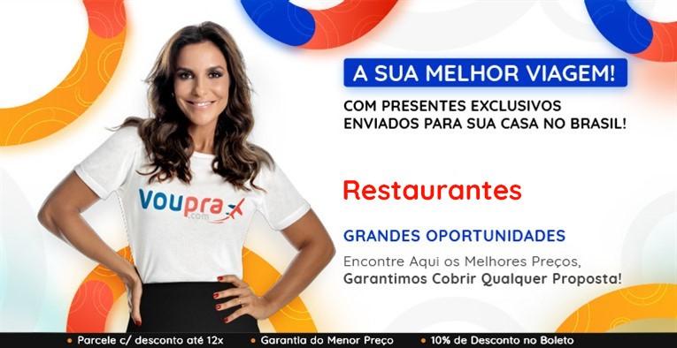 Restaurantes Orlando Férias