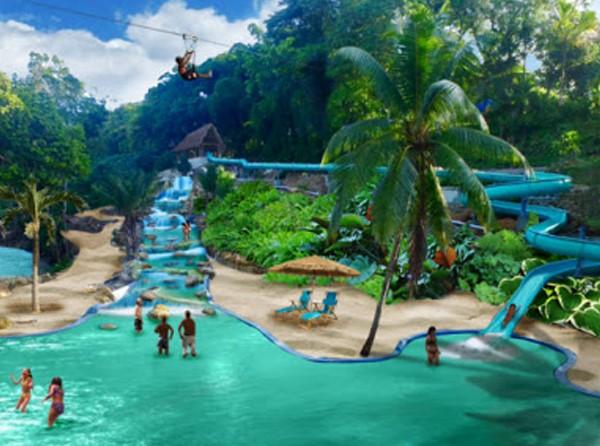 Aventura na Jamaica