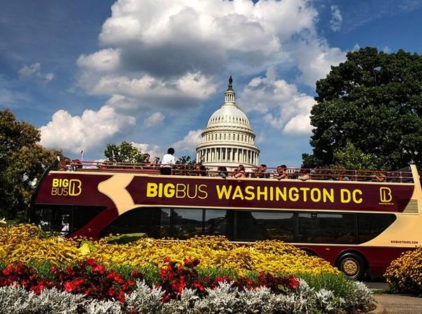 Big Bus Hop-on Hop-off