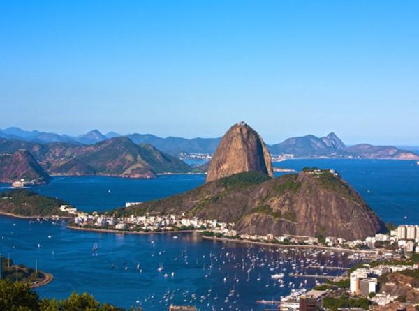 Pão de Açúcar e Copacabana