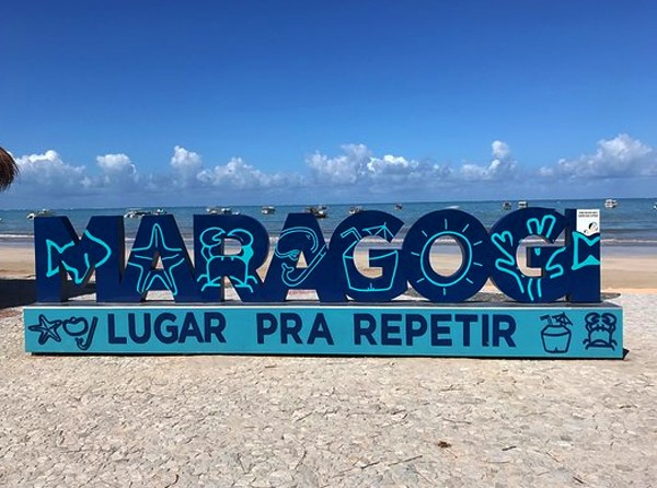 Praia de Maragogi
