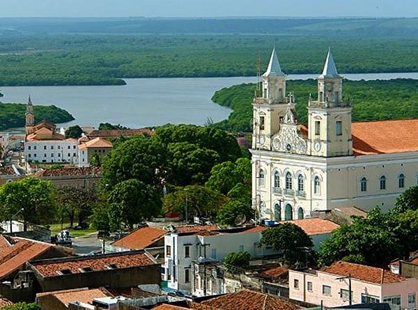 Tour por João Pessoa