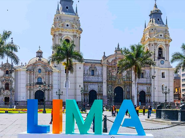 Tour pela Cidade de Lima