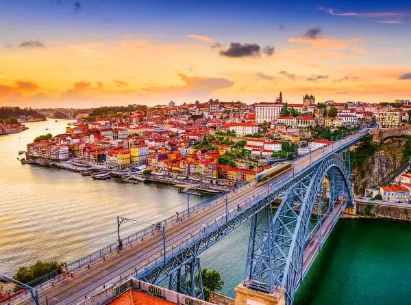 Tour na Cidade de Porto